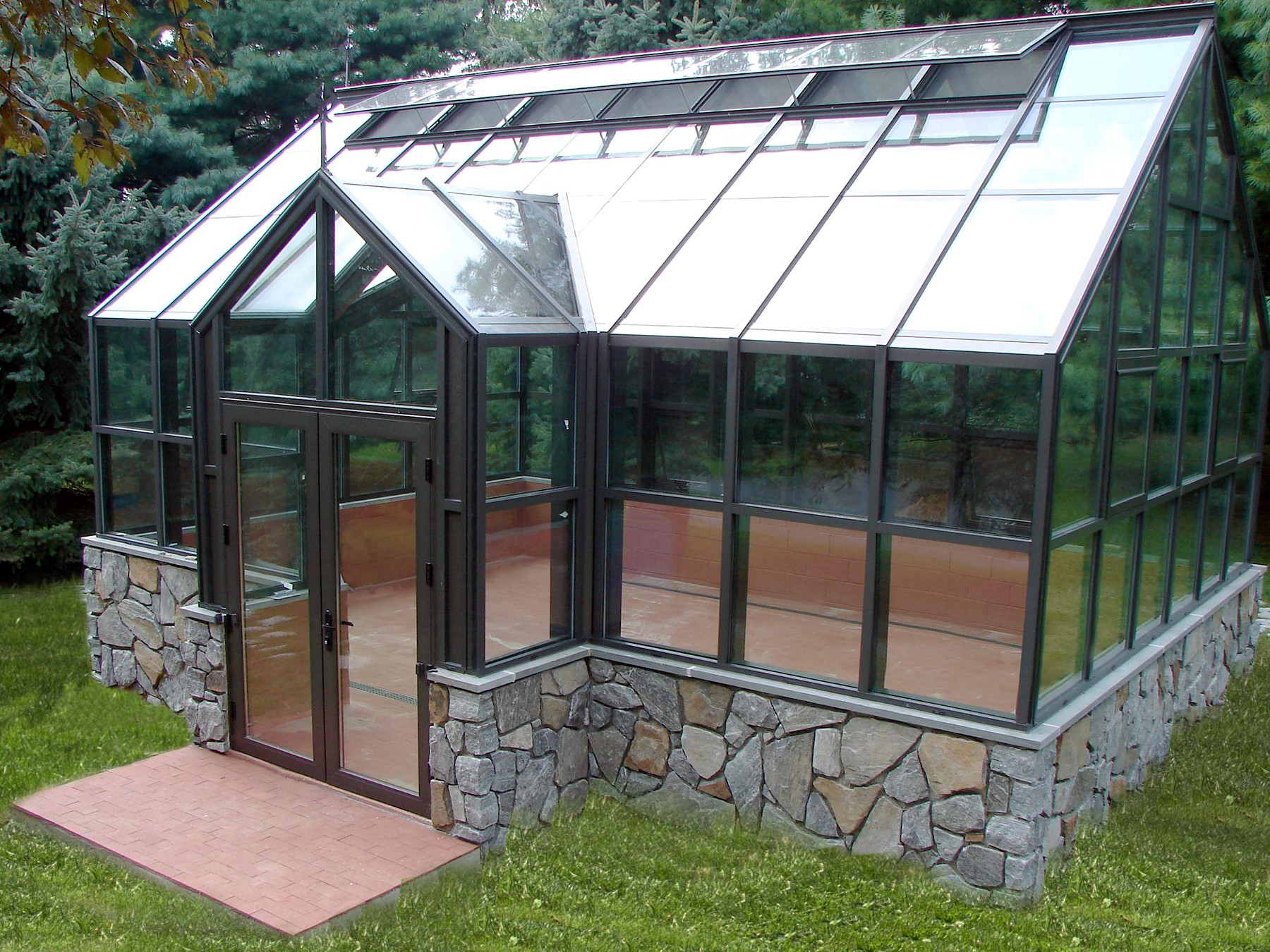 Fantastic High Quality Glass And Polycarbonate Greenhouses Download Free Architecture Designs Ponolprimenicaraguapropertycom