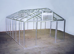 Diy do it yourself greenhouse kits arcadia glasshouse custom kit custom kit solutioingenieria Images