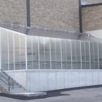 Polycarbonate Lean-to Greenhouse