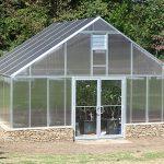 Kneewall Greenhouse